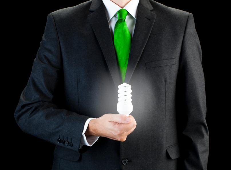 zakelijk energie besparen
